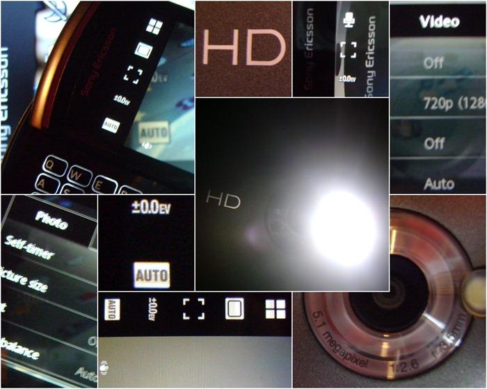 Sony Ericsson Vivaz Pro Multimedia
