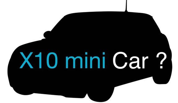 X10 Mini auto