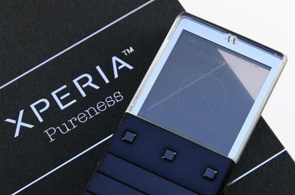 Xperia X5 Pureness