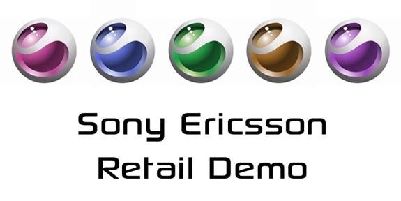 Sony Ericsson Retail Demo
