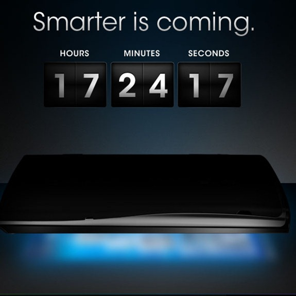 Sony Ericsson Xperia X10 - Smarter is coming