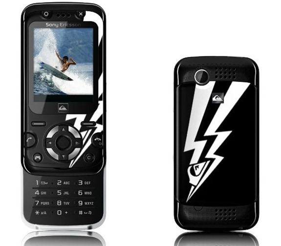 Sony Ericsson F305 Quicksilver - 02