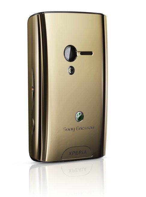 Sony Ericsson X10 Mini Gold - 04