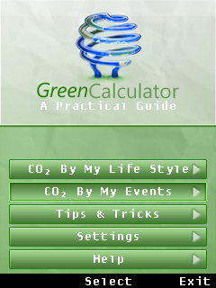 14 - GreenCalculator