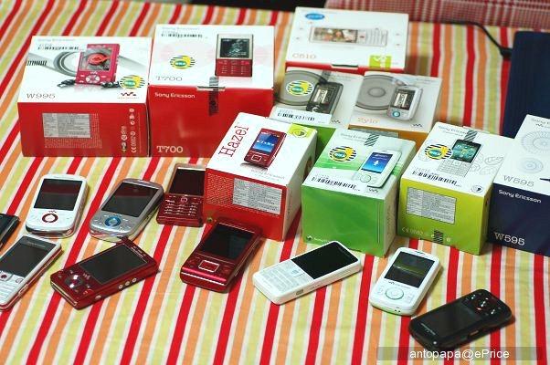 Sony Ericsson 01