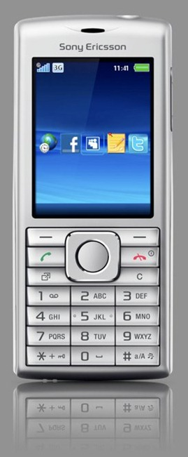 Sony Ericsson Cedar Silver 02