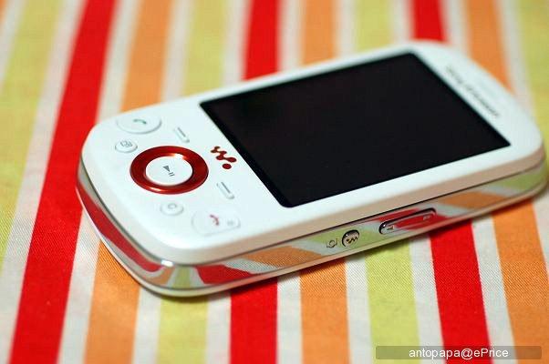 Sony Ericsson Zylo 02