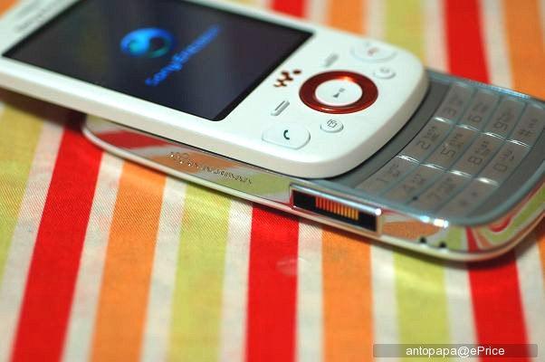 Sony Ericsson Zylo 09