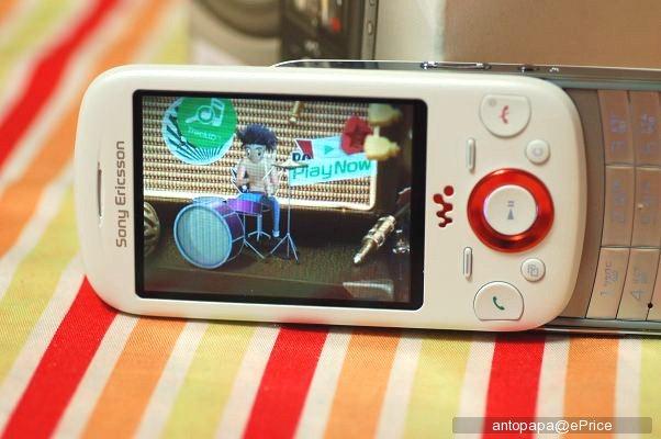 Sony Ericsson Zylo 10