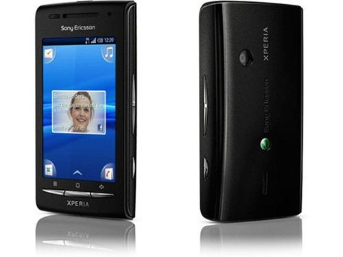 Xperia X8 Black