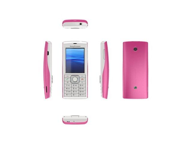 Sony Ericsson Cedar Pink 01