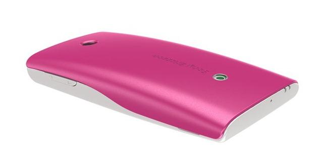 Sony Ericsson Cedar Pink 03