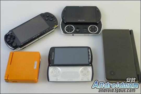 Sony Ericsson Xperia Play Zeus Z1 PlayStation Phone 02