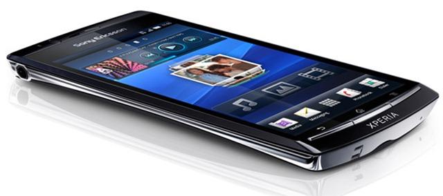 Sony Ericsson Xperia X12 Arc Anzu 02