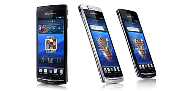 Sony Ericsson Xperia Arc 08