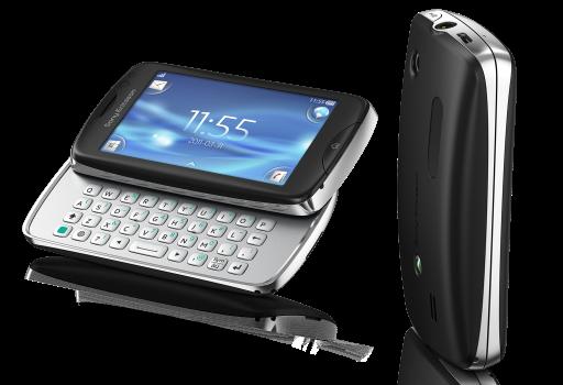 Sony Ericsson txt pro black