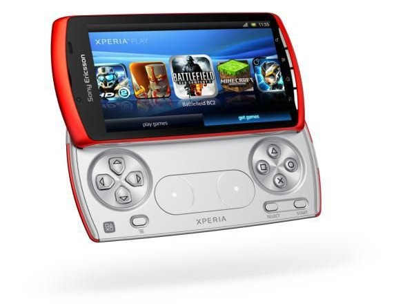 Sony Ericsson Xperia PLAY Orange 01