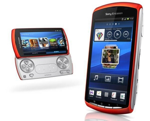 Sony Ericsson Xperia PLAY Orange 02