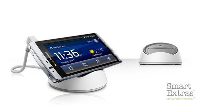 Sony Ericsson Extras LiveDock