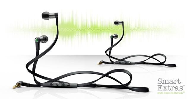 Sony Ericsson Smart Extras LiveSound