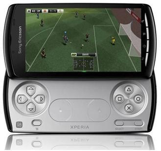 Pro Evolution Soccer 2012 Xperia PLAY