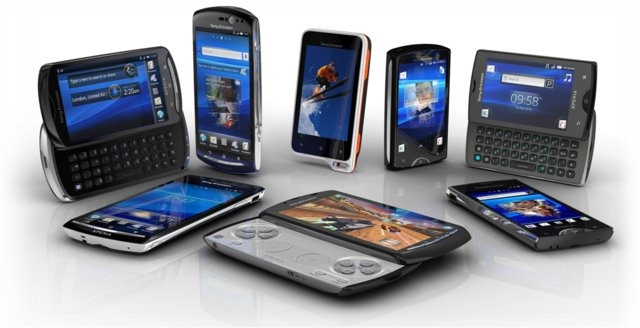 Sony Ericsson Xperia 2011
