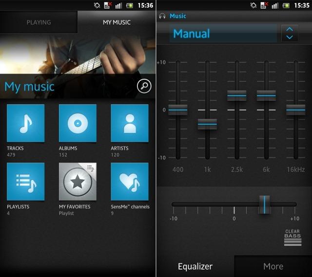 Music Player ICS