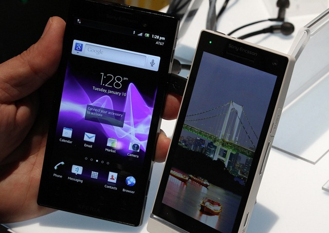 Sony Xperia ion & S