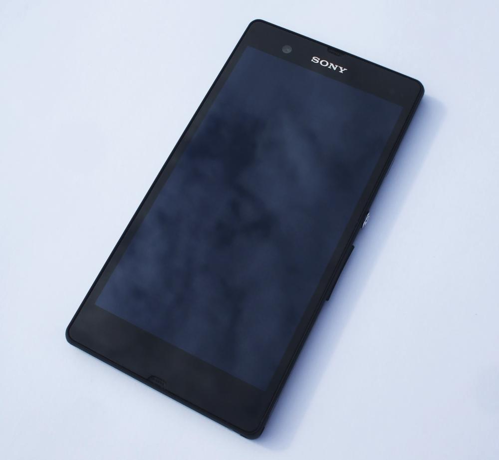 Xperia Z teszt - Tartozékok, külső, benyomások - Sony Xperia