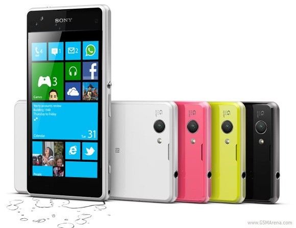 Sony Windows Mobile
