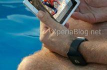 Xperia Z3 Compact és SmartWatch