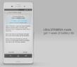 Az Ultra STAMINA móddal ekár egy hetes készenléti idő is elérhető