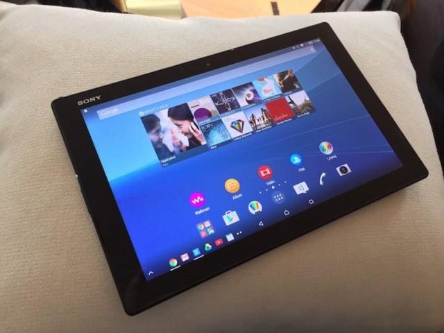 Sony Xperia Z4 Tablet