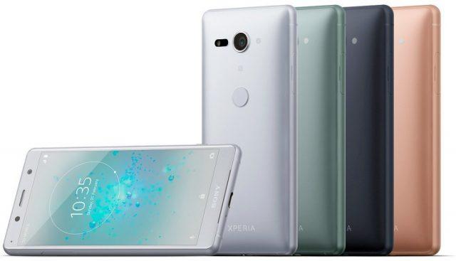 Hivatalos az Xperia XZ2 és XZ2 Compact - Sony Xperia Blog