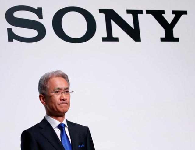 Sony vezérigazgató